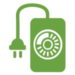 Heavy Duty Outdoor Timers Icon