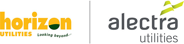 Horizon and Alectra Logos