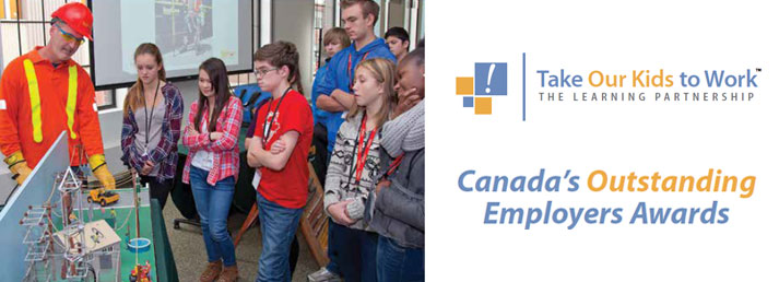 Canada's Outstanding Employer Award